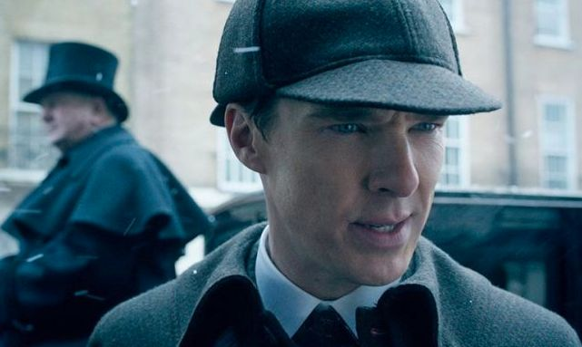 BBC Bosses 'Not Convinced Benedict Cumberbatch Was Sexy Enough For Sherlock'
