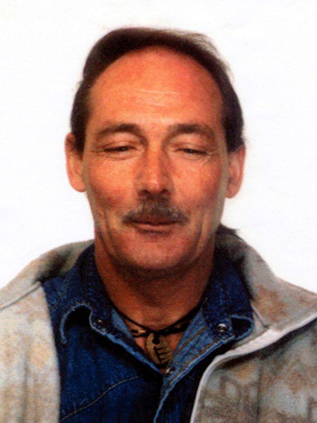 Raymond Hewlett, pictured in 1995 in