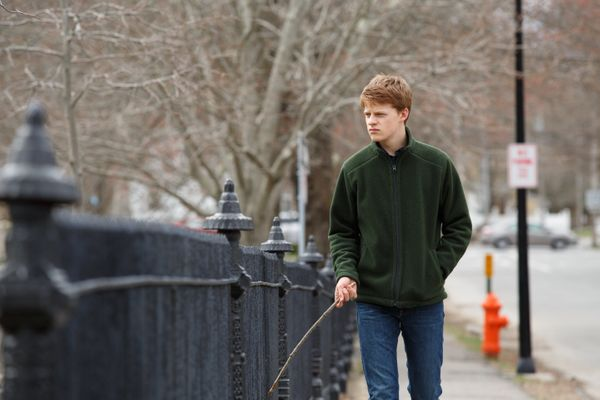 Lucas Hedges is forging a bright career for himself, so he'll have plenty more opportunities to collect awards. Still, the br