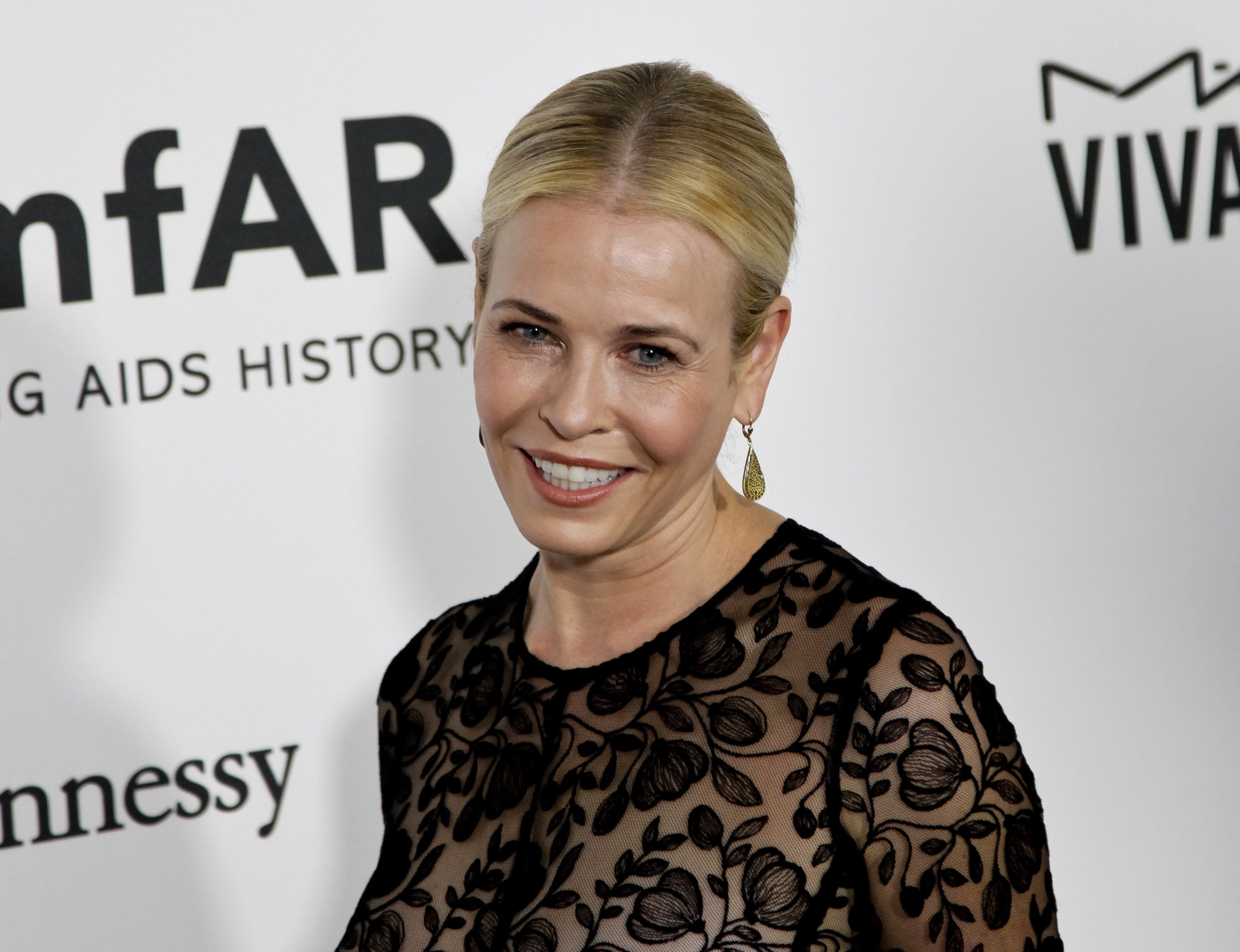Handler at the amfAR Inspiration Gala in Los Angeles in October.
