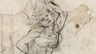 A French auction house has announced the discovery of a never-before-seen sketch by Italian master Leonardo da Vinci