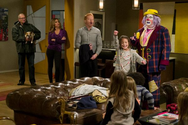 """For the second consecutive year, onetime favorite """"Modern Family"""" was completely shut out."""