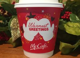 McDonald's Holiday Cup Gets An NSFW Makeover Thanks To The Internet
