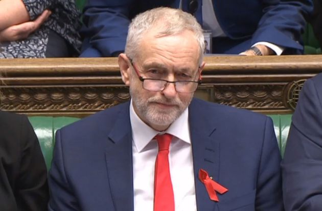 Labour MPs Threaten Jeremy Corbyn With 'Work To Rule' In Row Over