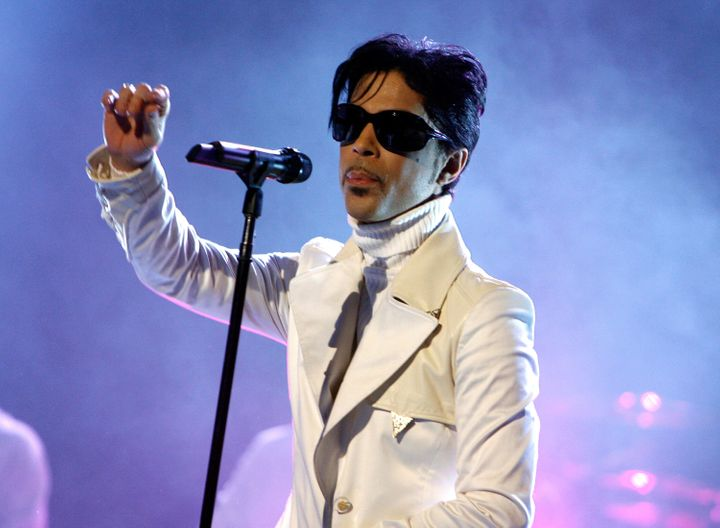 Netflix Was 'In Discussions' To Make A Show About Prince's Paisley
