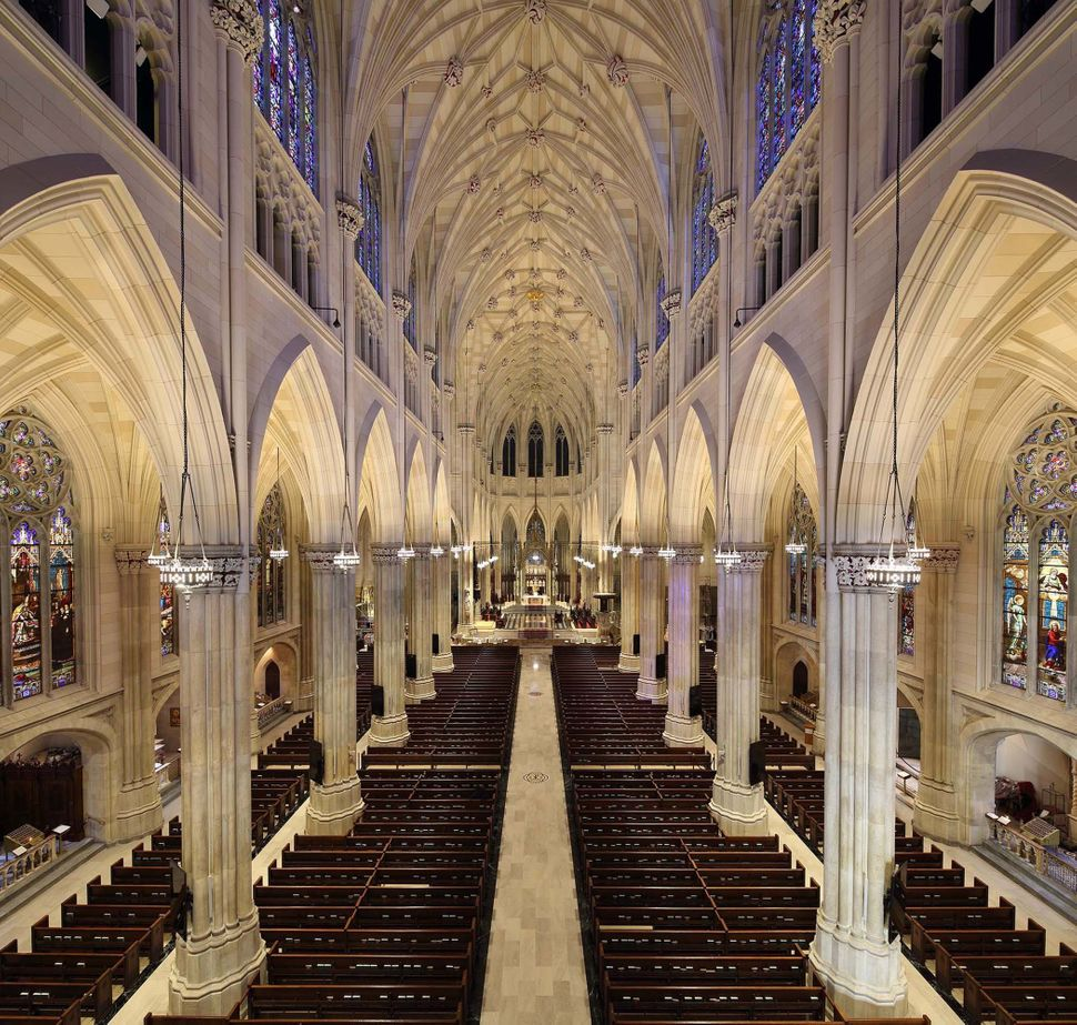 Murphy Burnham & Buttrick Architects; St. Patrick's Cathedral; New York, New York; Restoration
