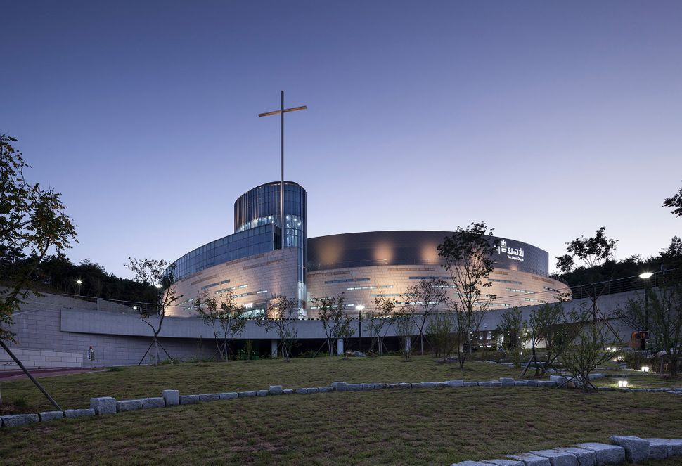 The Beck Group; The Joyful Church; Pohang, South Korea; New Facilities; Photo: Seunghoon Yum