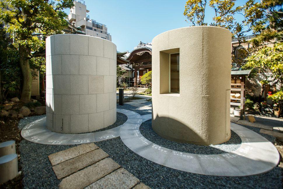 Shoji Oshio + UA architects; 8-Shaped Passage; Ueno, Tokyo, Japan; Sacred Landscape