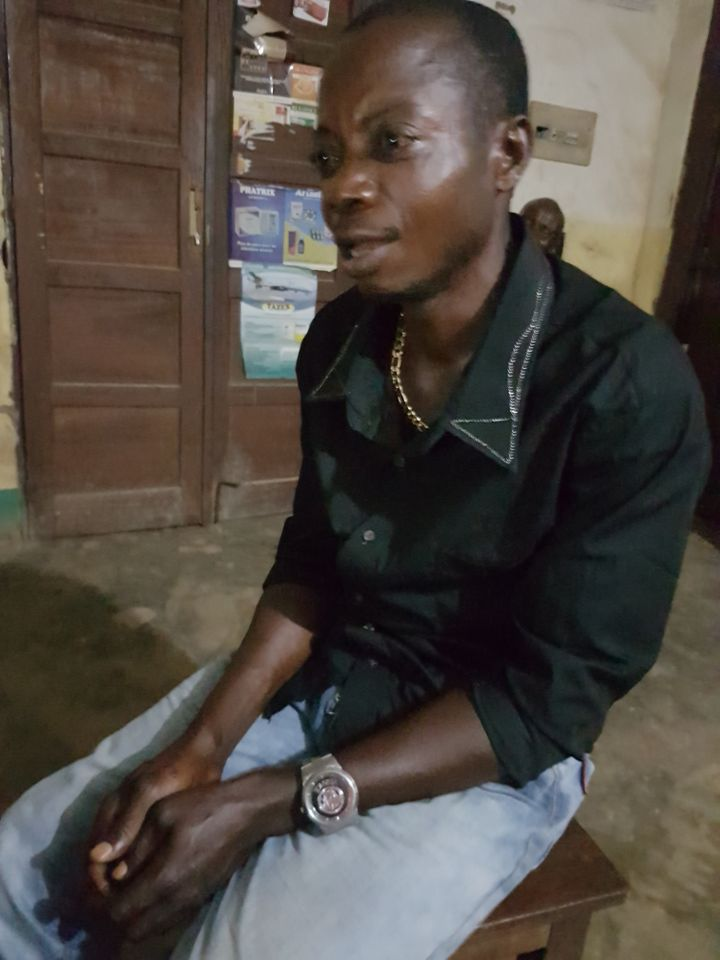 When Tekadiozaya Simon first developed sleeping sickness, the symptoms were mild and he was mostly able to ignore them. But last May things took a turn for the worse when the disease affected his personality and he became aggressive and abusive toward his family.