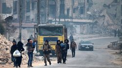 Syrian Army In 'Final Stages' Of Aleppo