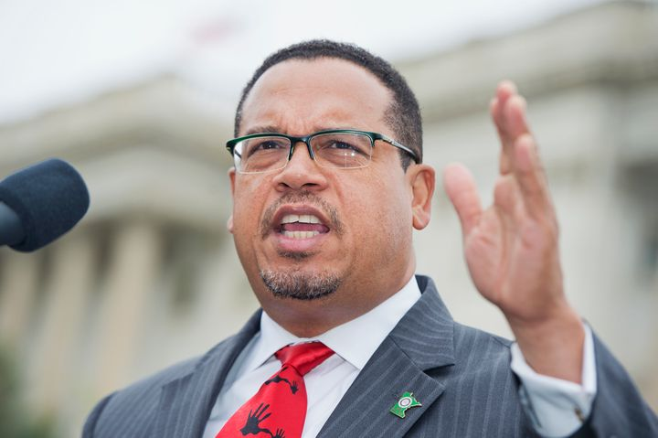 Since announcing his bid for DNC Chairman, Rep. Keith Ellison (D-Minn.) has faced allegations of anti-Semitism. His Jewish al