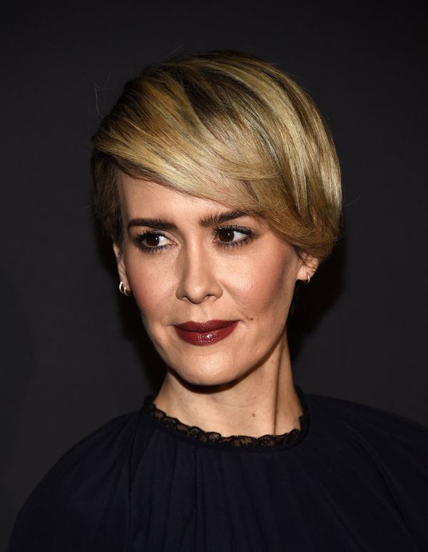 """While she has not publicity identified with a label, Paulson waxed poetic about her <a href=""""http://www.huffingtonpost.com/en"""