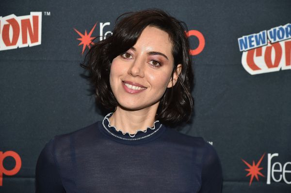 """The actress <a href=""""http://www.huffingtonpost.com/entry/aubrey-plaza-sexuality_us_577fdb88e4b01edea78db591"""">opened up about"""