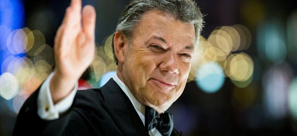 Colombian President Says Drug War More Dangerous Than All World Conflicts Combined