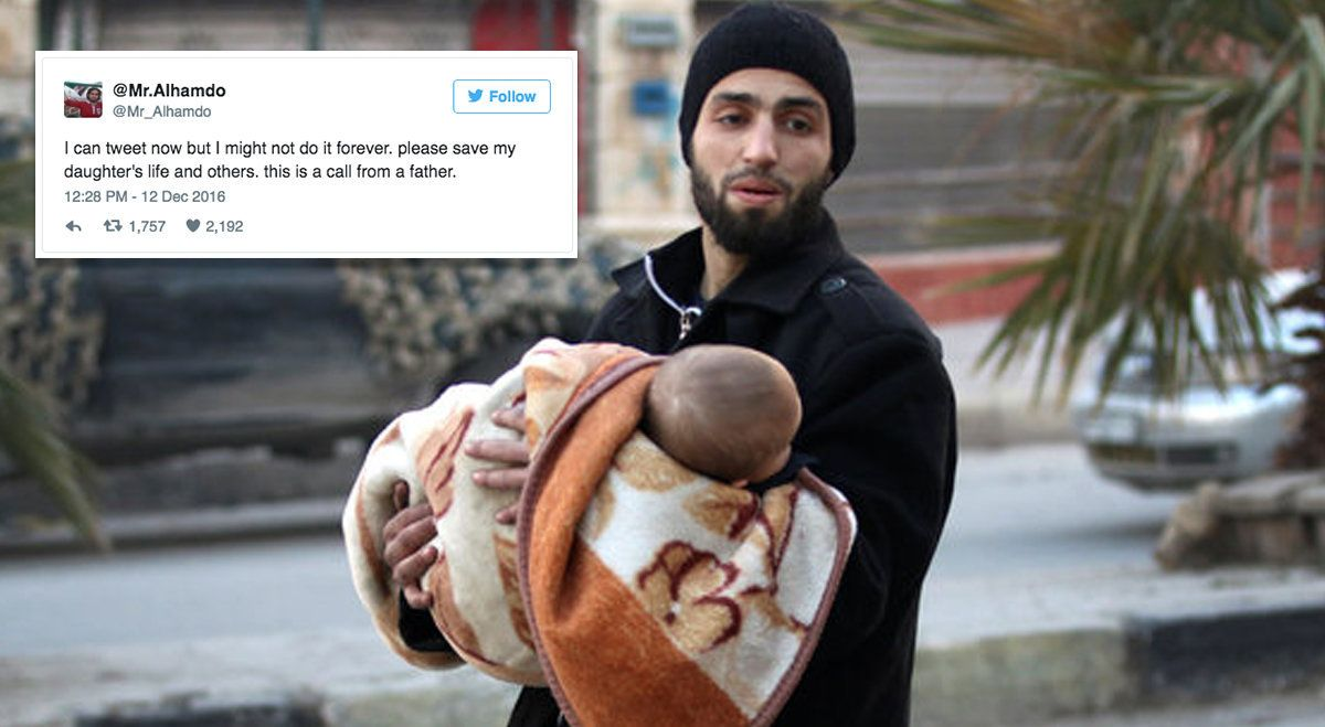 Syrians Send Harrowing Final Goodbyes From Aleppo As Government Forces Close