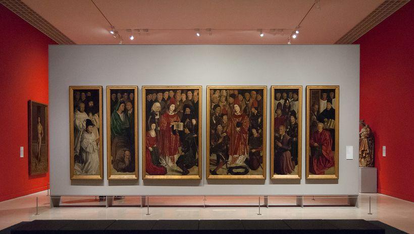 Painéis de São Vicente, MNAA (Museu Nacional de Arte Antiga)