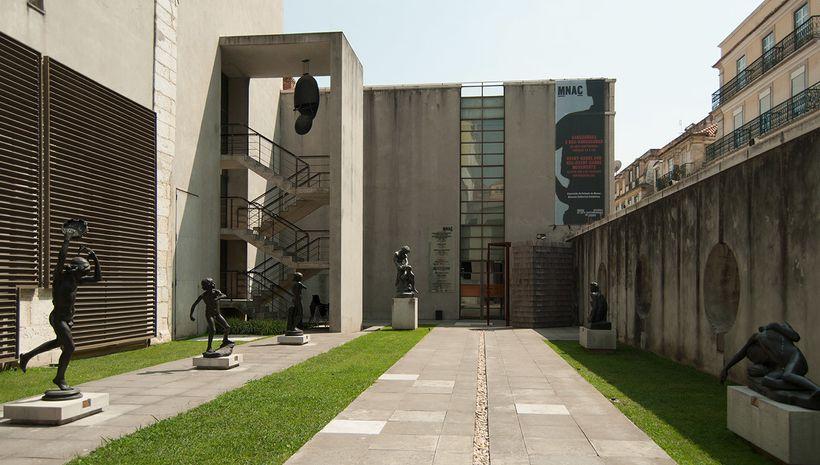 Statue Garden, Museu Nacional de Arte Contemporânea (MNAC)