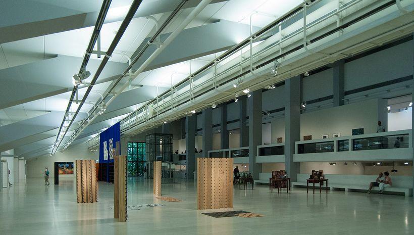 Ground floor, Centro de Arte Moderna Calouste Gulbenkian (CAM)