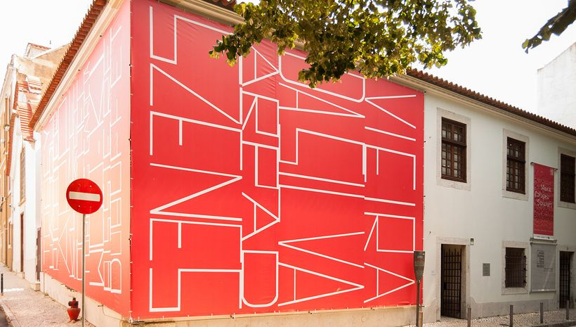 The Árpád Szenes-Vieira da Silva Foundation, a former silk factory in Amoreiras (Lisbon)