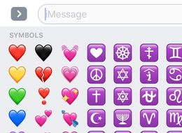 Apple's New Black Heart Emoji Is The Perfect Ending To The Crap Storm Of 2016