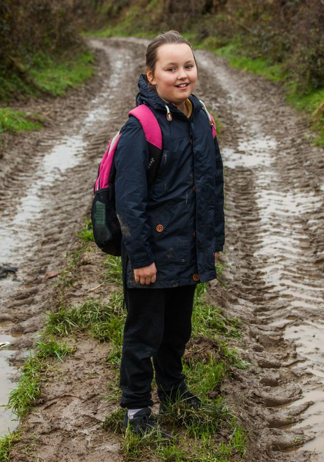 Mum Furious Nine-Year-Old Daughter Is Expected To Walk 'Dangerous' Route To