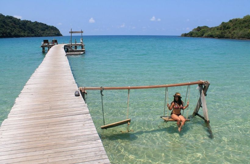 If You Are Searching For That Quiet Island Paradise In Thailand Koh Kood Is The Best Place To Go While There Many Good Beaches