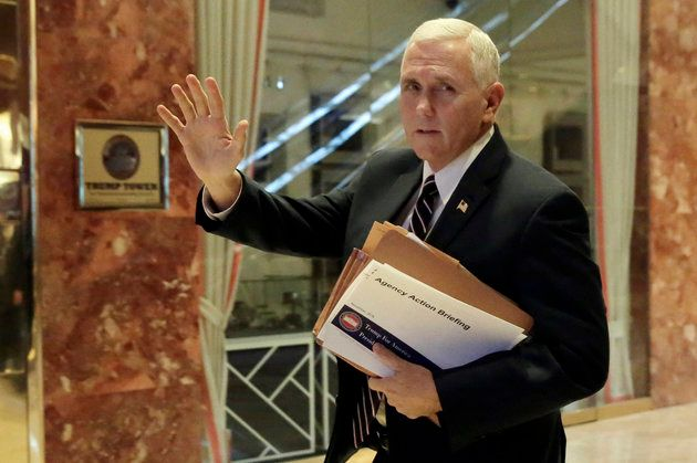 "Vice President-elect Mike Pence has not taken a public position on discredited ""therapy"" techniques aimed at converting the s"