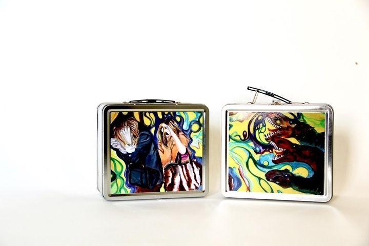 Lunchbox, $35.