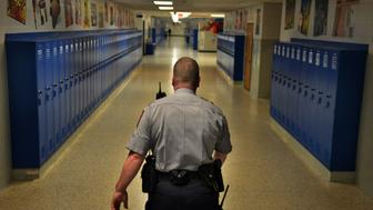 NASRO says it trains about 1000 school resource officers every year