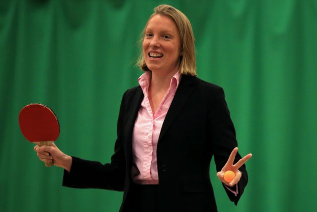 Sports minister Tracey