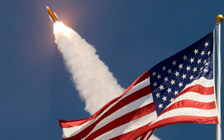 What will be the fate of NASA's Space Launch System under President Donald Trump?