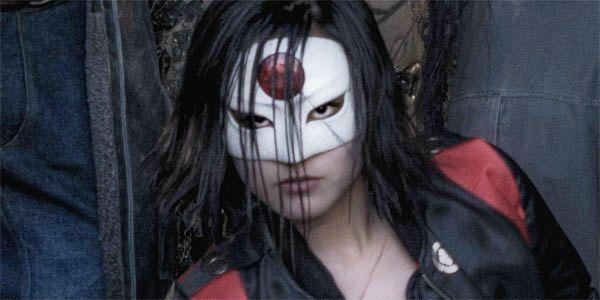 Karen Fukuhara as Katana in Suicide Squad (photo courtesy Warner Bros. Pictures)