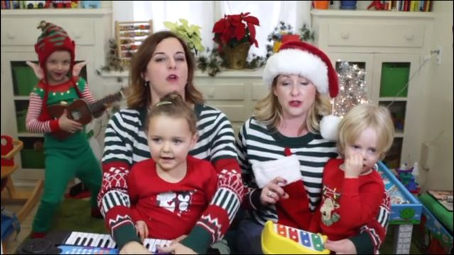 Hensley and her co-host,Jen Smedley, each have two kids.