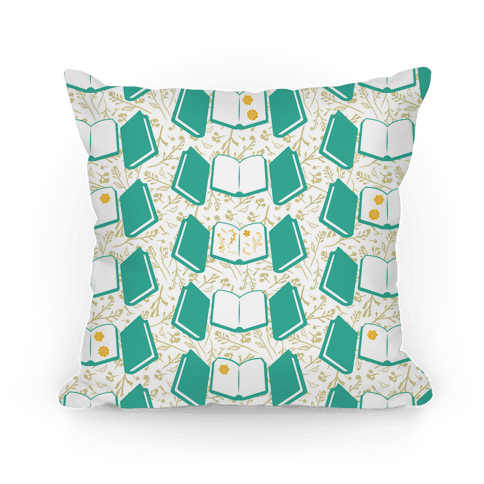 "$27.99.&nbsp;<a href=""https://www.lookhuman.com/design/84570-pressed-wildflowers-book-pattern-green"" target=""_blank"">Buy it h"
