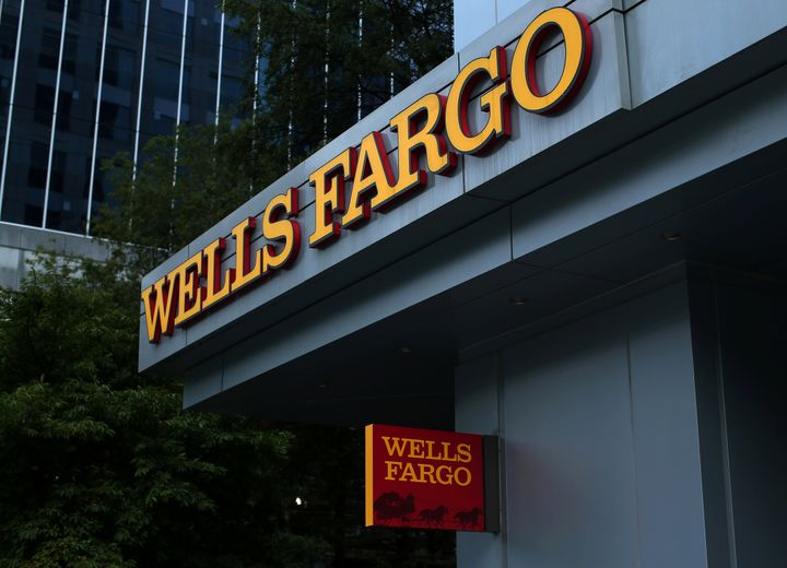 A Wells Fargo Bank is shown in Charlotte, North Carolina, on&nbsp;Sept. 26.<i></i>