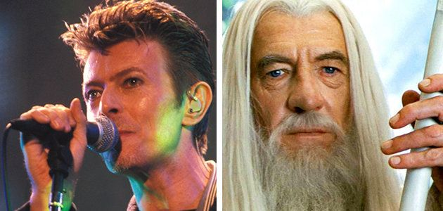 Here's The Real Reason David Bowie Wasn't In 'The Lord Of The
