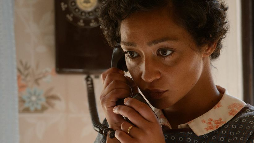 Ruth Negga in <em>Loving</em>