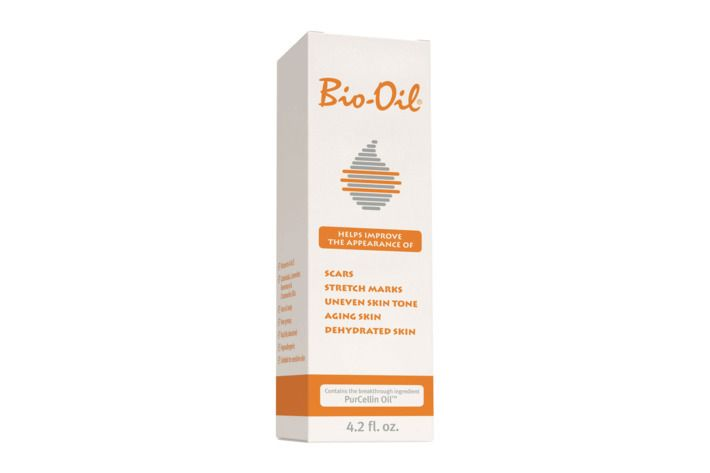 Bio-oil is one of the many companies currently marketing stretch-mark creams