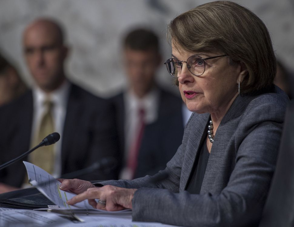 Sen. Dianne Feinstein tried to bring back the assault weapons ban after the Sandy Hook shooting.