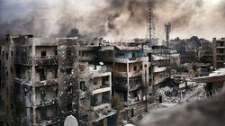 Aleppo Burned And The World