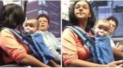 Mum Caught In Train Row Because Passenger Didn't Want To Sit By 'Screaming
