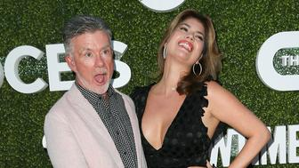 WEST HOLLYWOOD, CA - AUGUST 10:  Actors Alan Thicke and Tanya Thicke arrive at the CBS, CW, Showtime Summer TCA Party at the Pacific Design Center on August 10, 2016 in West Hollywood, California.  (Photo by David Livingston/Getty Images)