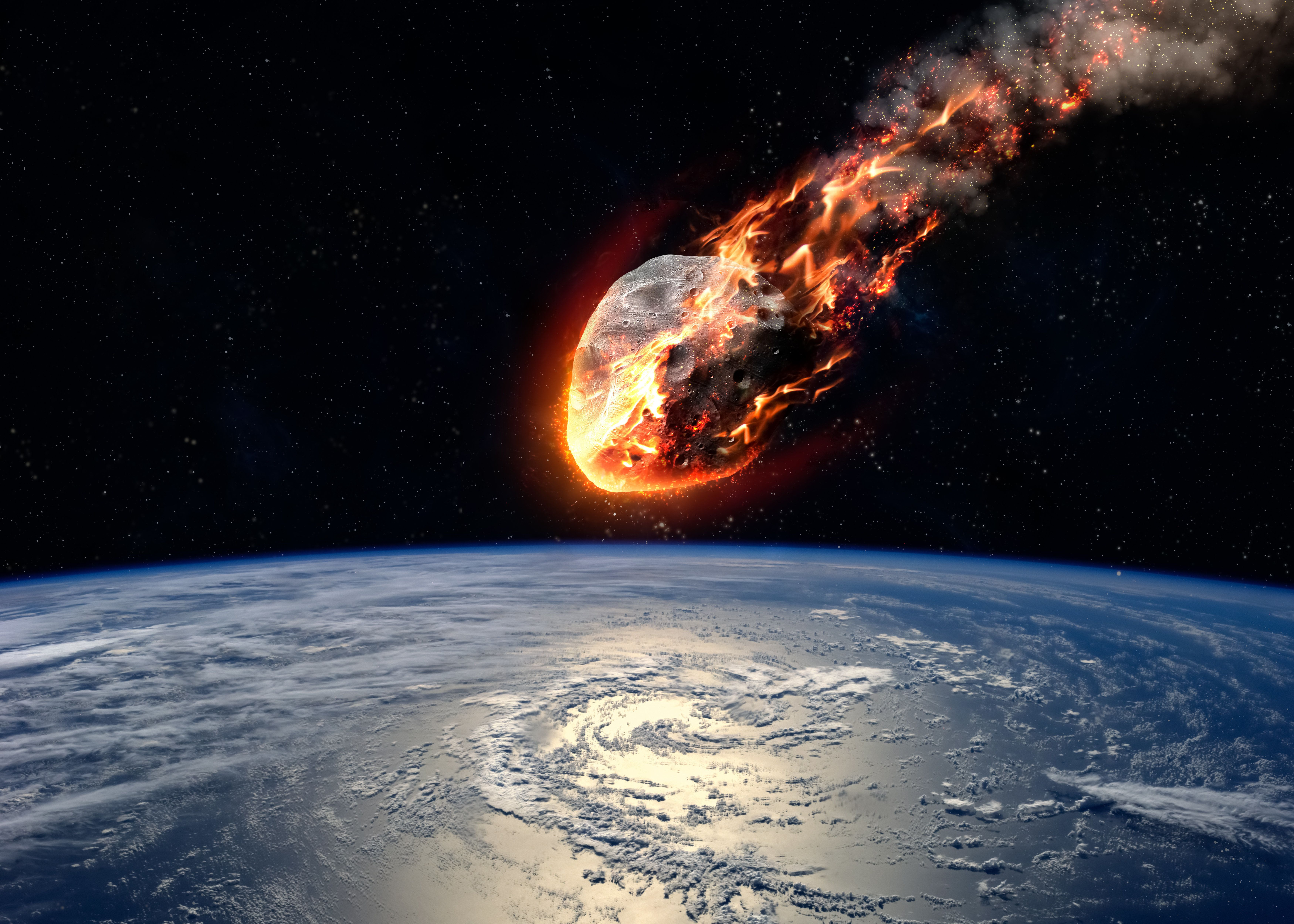 Humans Are Totally Unprepared For Potential Asteroid Strike, NASA Scientist