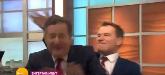 'GMB' Presenter Richard Arnold Just Did What So Many Of Us Have Dreamed