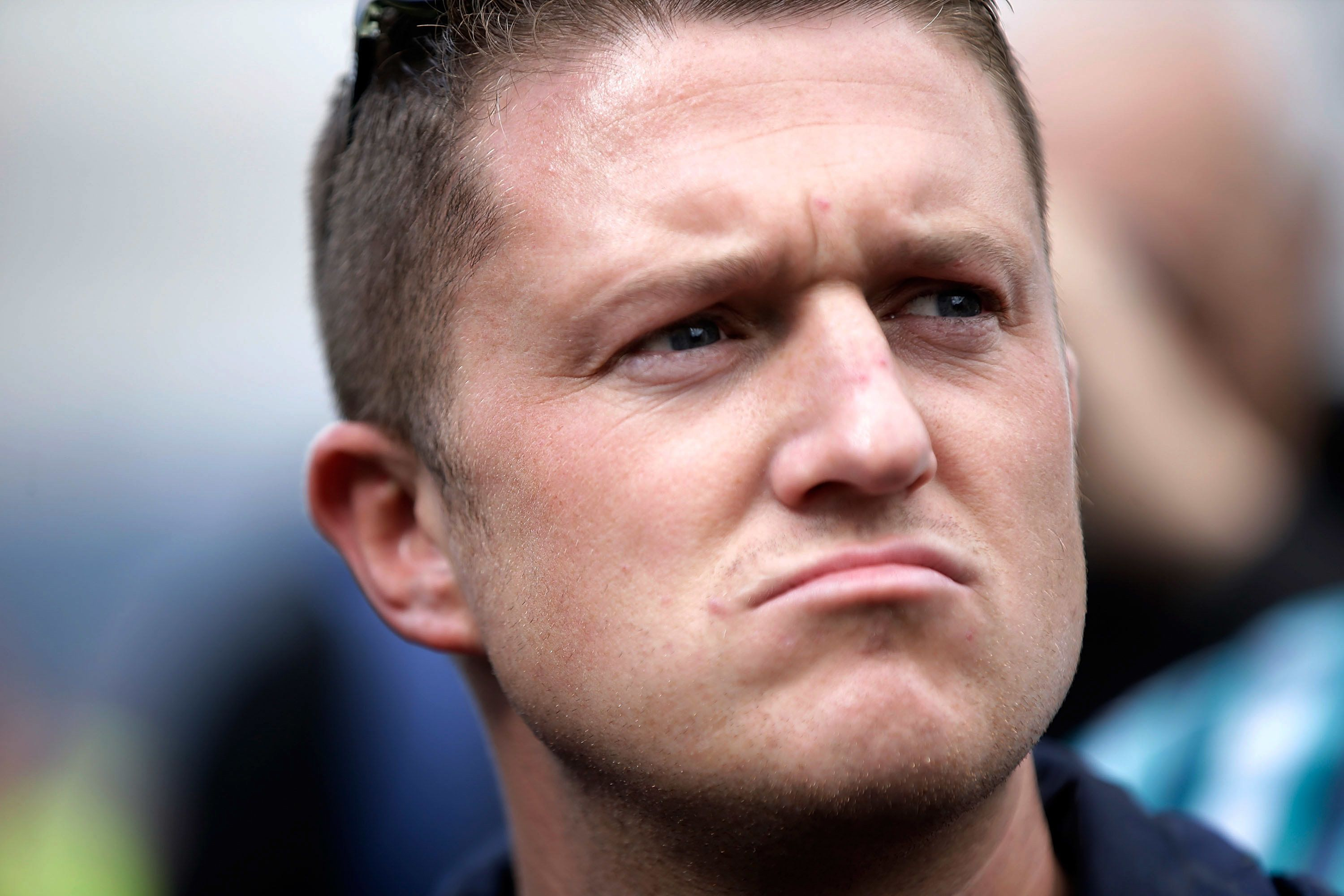 Student Protesters Try To 'No Platform' Tommy Robinson By Buying All Tickets To His