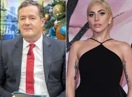 Gaga Agrees To Piers Morgan Interview, After TV Host Questions Her PTSD And Rape Claims
