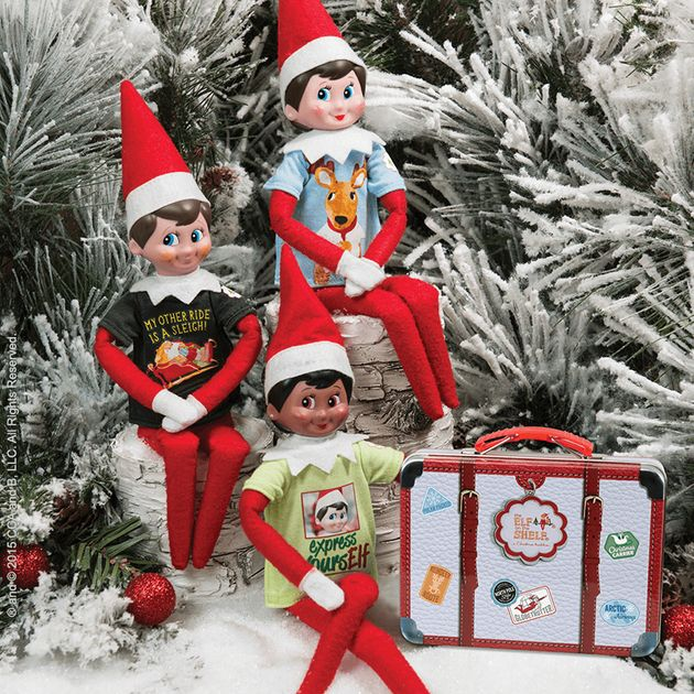 Meet The Woman Responsible For The Ingenious Creation That Is 'Elf On The
