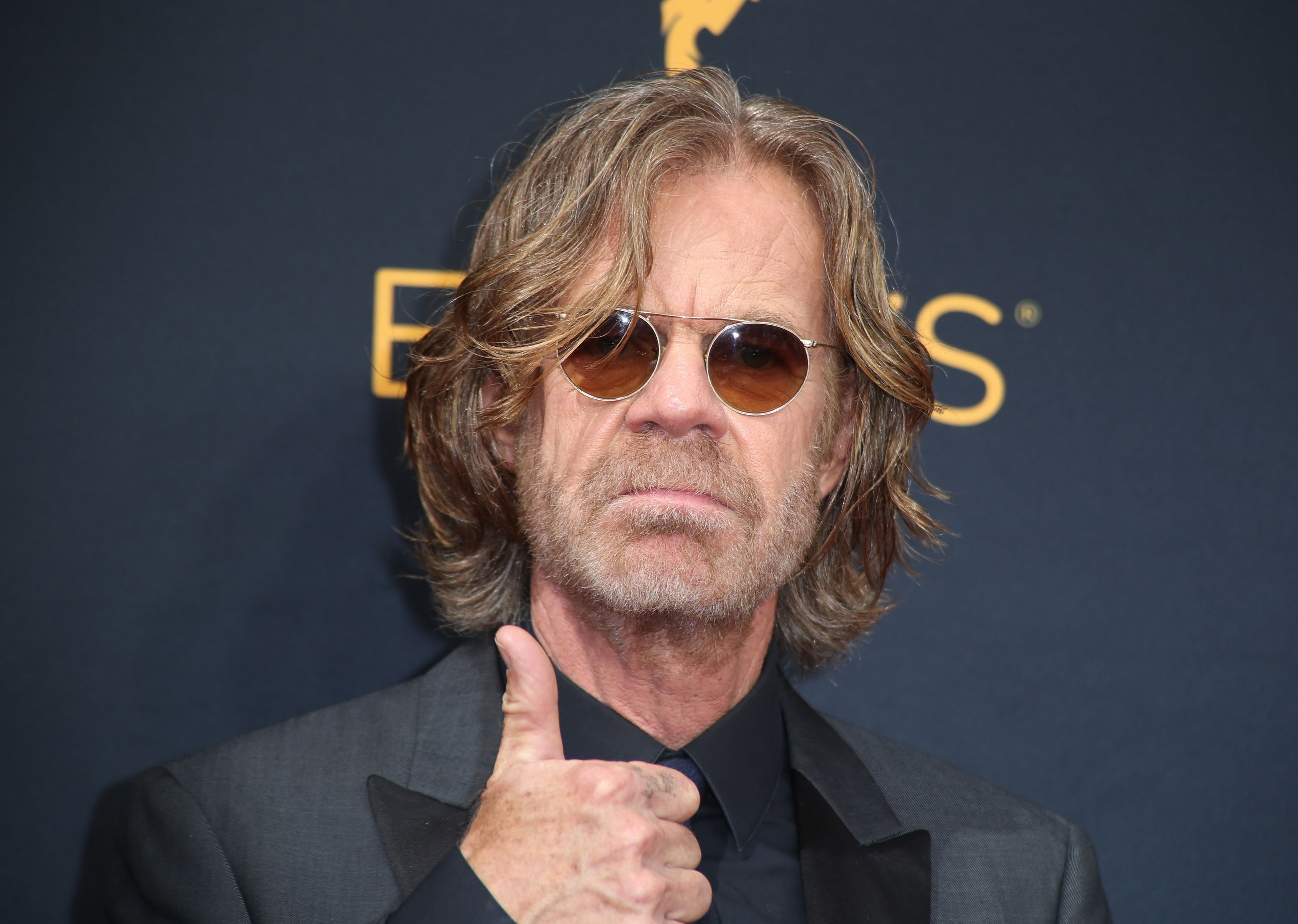"Actor William H. Macy from Showtime's ""Shameless"" arrives at the 68th Primetime Emmy Awards in Los Angeles, California U.S., September 18, 2016.  REUTERS/Lucy Nicholson"