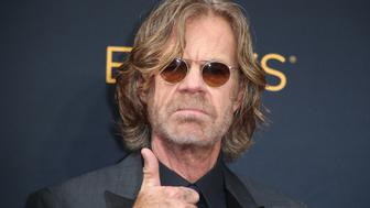 """Actor William H. Macy from Showtime's """"Shameless"""" arrives at the 68th Primetime Emmy Awards in Los Angeles, California U.S., September 18, 2016.  REUTERS/Lucy Nicholson"""