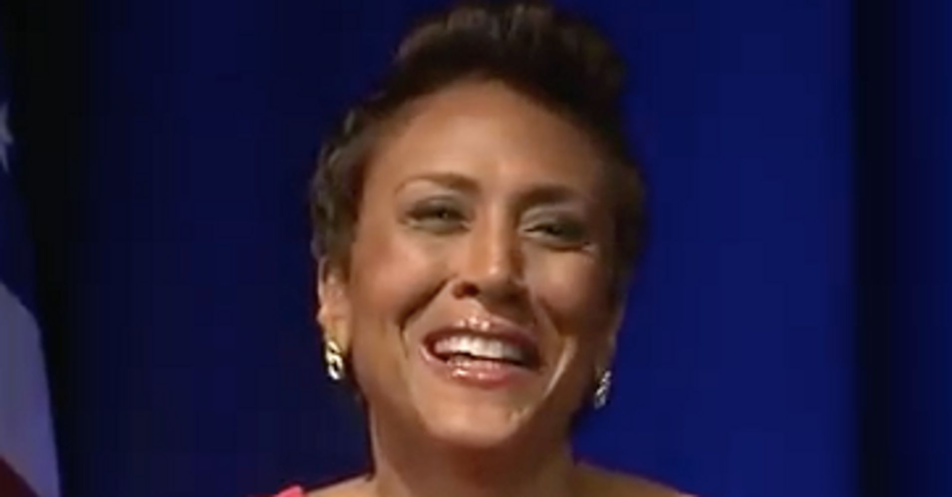 Robin Roberts Offers Words To Live By During Hall Of Fame Induction Huffpost